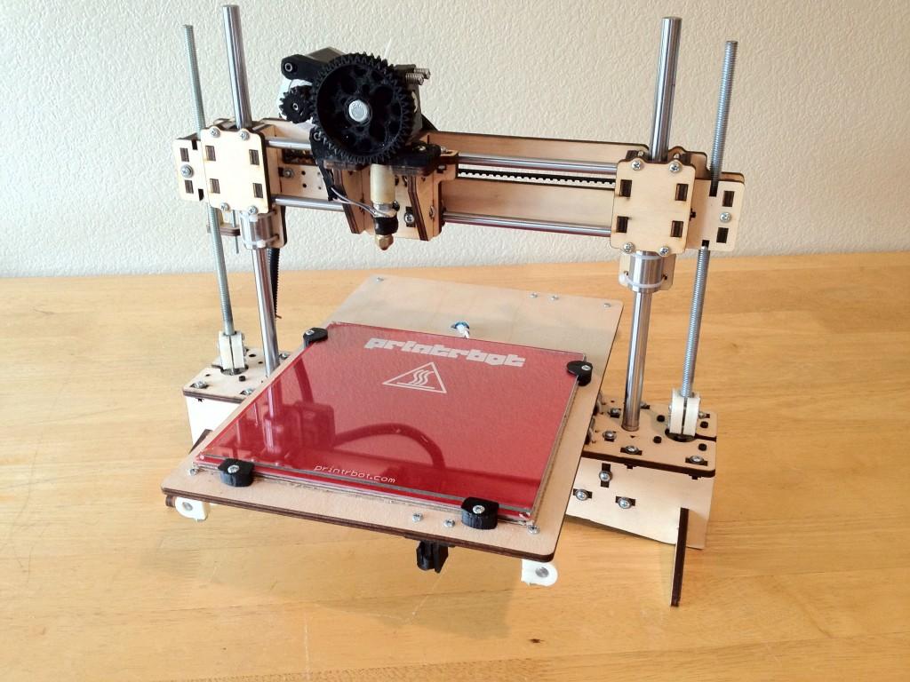 3 d принтеры своим руками