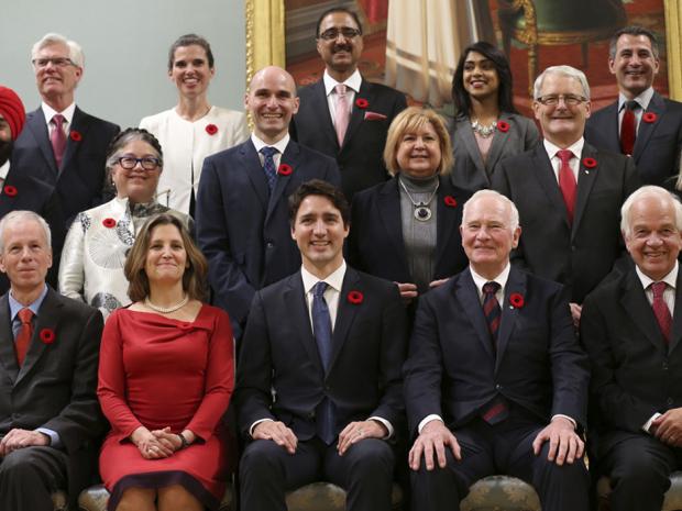 Dear Mr Trudeau